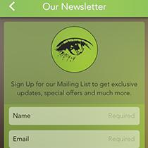 features-mailinglist